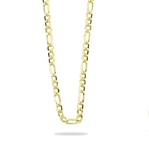 Vintage 14 Ayar Altın Zincir Modeli