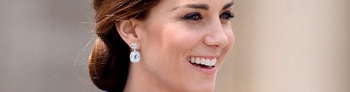 Kate Middleton'ın Mücevherleri