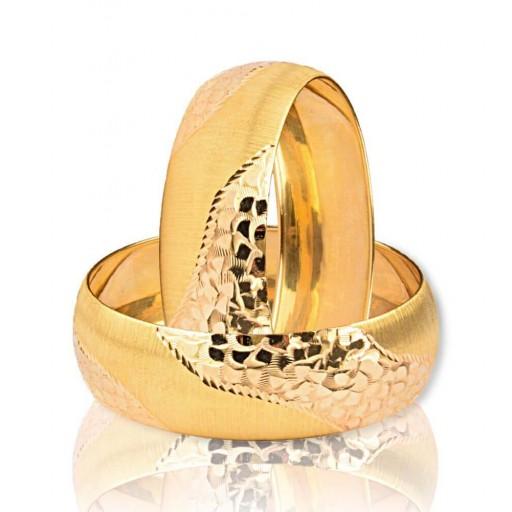 22 Ayar Altın  Gram Petek Bilezik Modeli