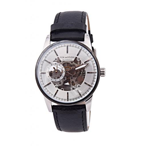 For Motıon Derı Kordon Otomatık Saatı S15
