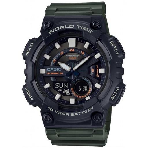 Casio Erkek World Time Spor Saat Modeli